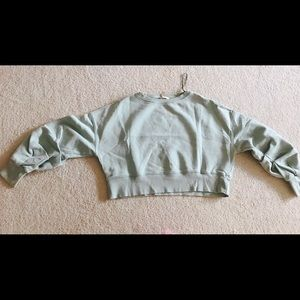 H&M Sweatshirt with unique sleeve design